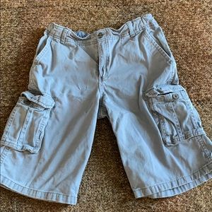 Boys size 14 Cat and Jack Grey cargo short